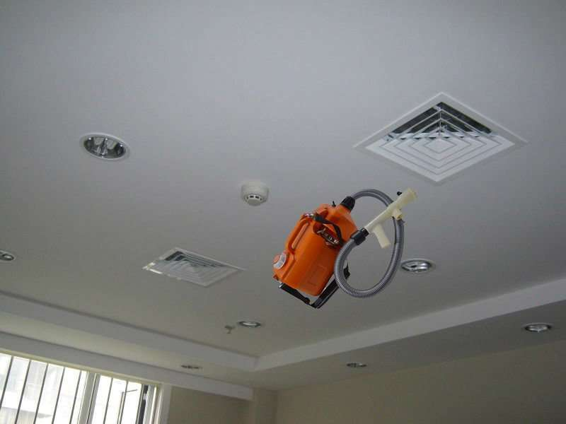 Air Duct Sanitizing Fogger Machine,effectively kill virus 6