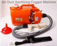 Air Duct Sanitizing Fogger Machine