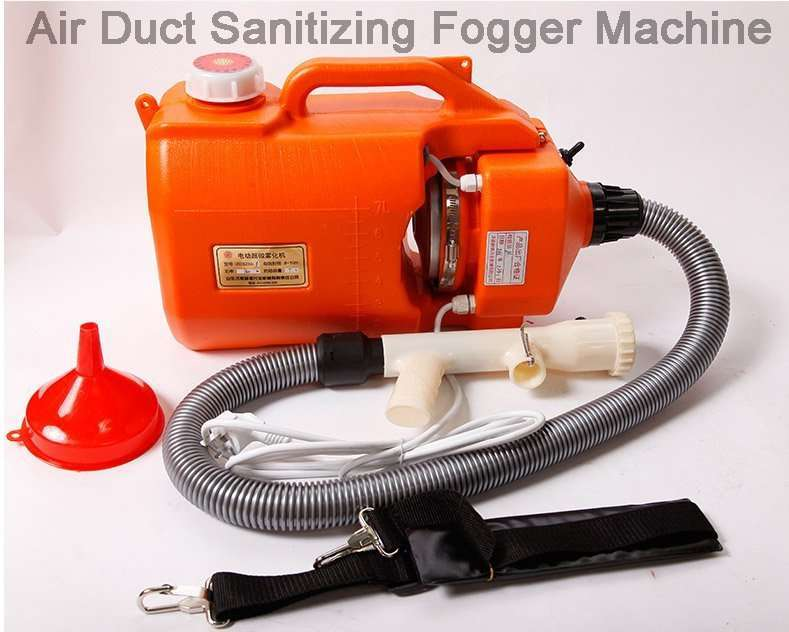 Air Duct Sanitizing Fogger Machine,effectively kill virus 2