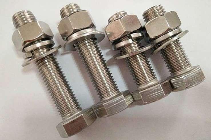 Stainless steel bolt nut washer kit 2