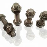 Stainless steel bolt nut washer kit