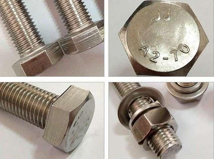 Stainless steel bolt nut washer kit 3