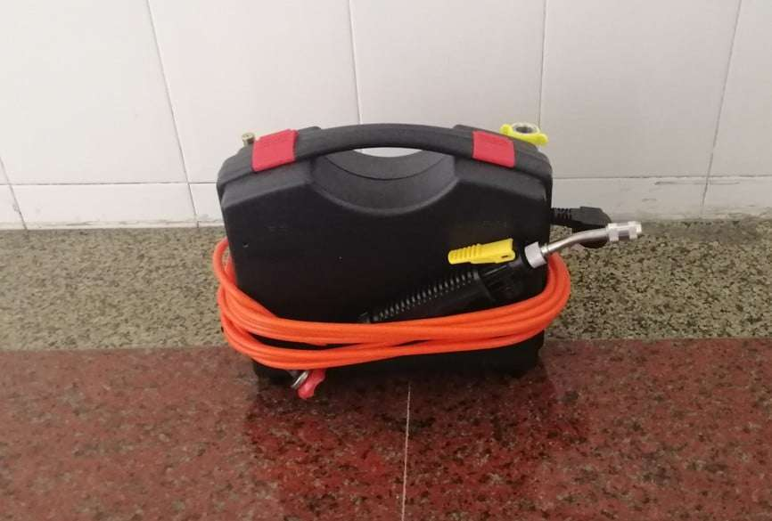 High Pressure Air Conditioner Cleaning Machine, Eco Type 6