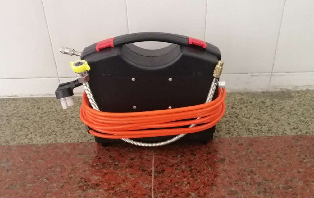 High Pressure Air Conditioner Cleaning Machine, Eco Type 4