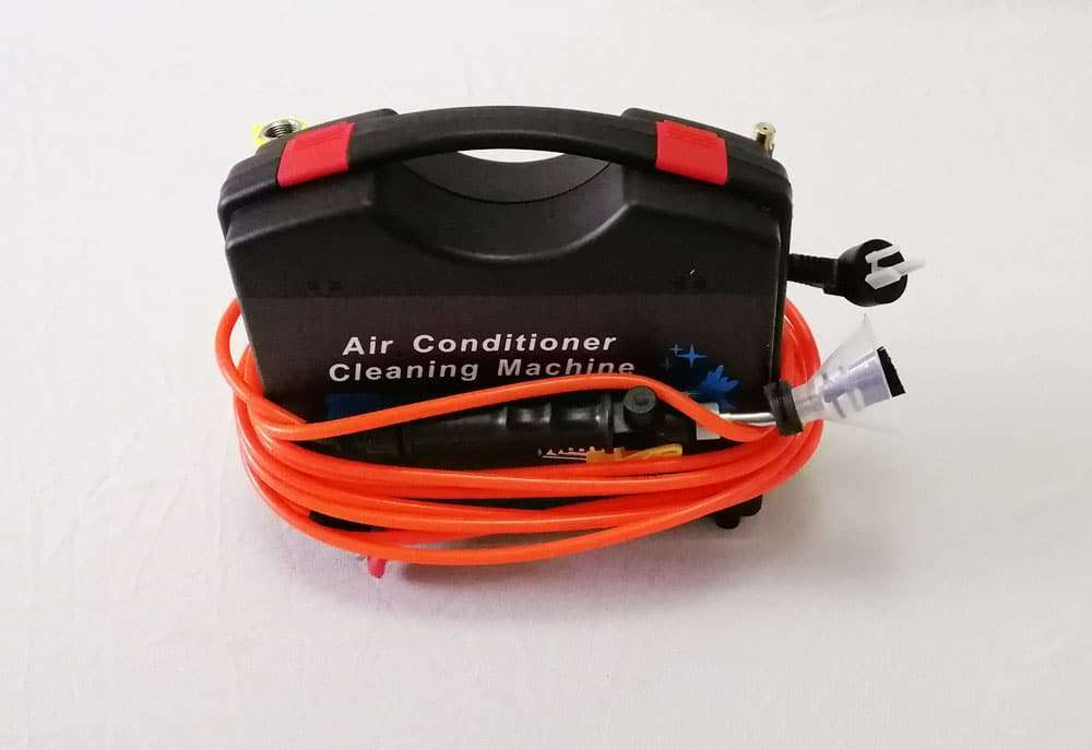 Smart Cleaning Box for Air Conditioner Cleaning