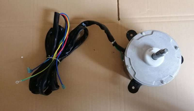 Air Conditioner Fan Motor YDK250-6C 8