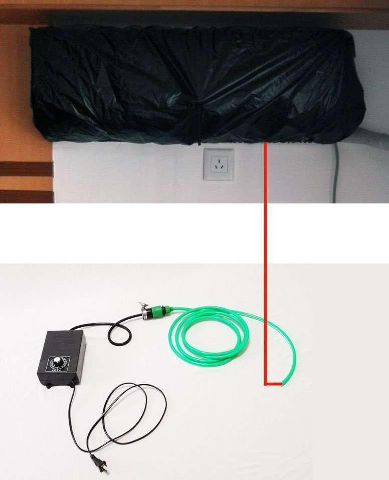 sterilize-to-the-ac coil