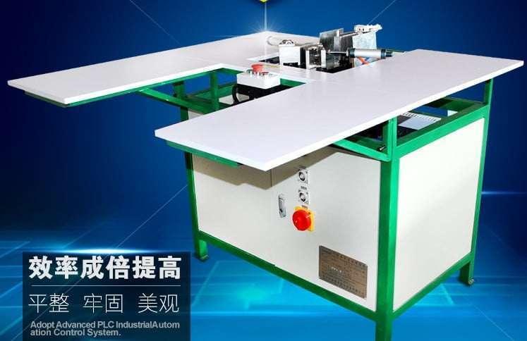 Refrigerator Door Gasket Welding Machine,Gasket Corner Joining Machine 2