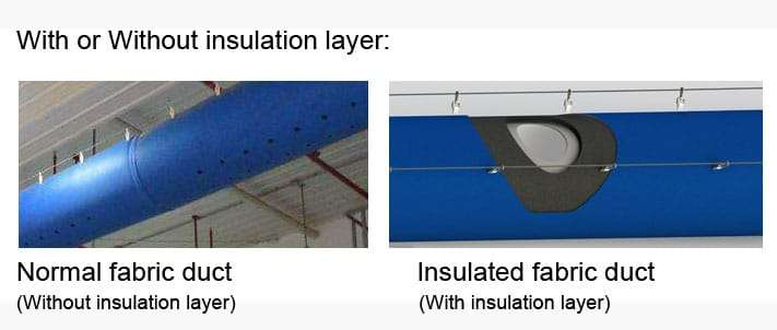 With or Without insulation