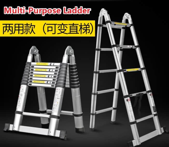 Multi-purpose ladder 11