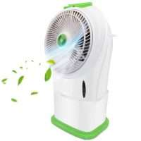 Cooling Evaporative Non-fog Humidifier And Cooling Fan for Air Conditioner Room