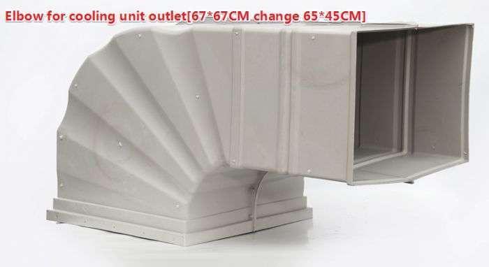 Air Conditioner Water Baffle 8