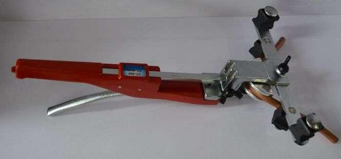 CT 999RF Hydraulic Tube Bender