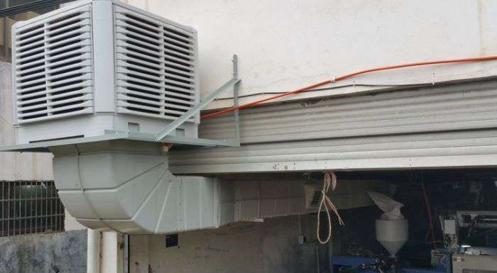 Plastic Air Duct System,Ventilation plastic duct 11