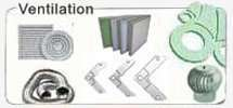 Ventilation material