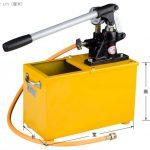 Water Pressure Testing Device