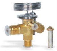 Core-replaceable thermodynamic expansion valve