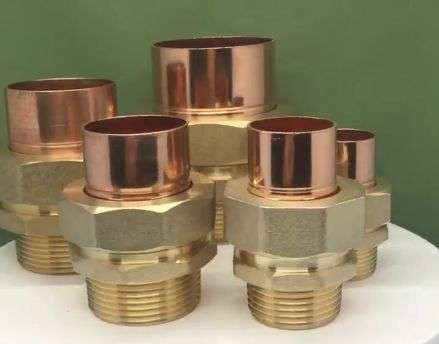 Removable Male to Copper Connector 4