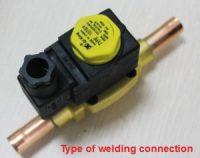 Diaphragm type solenoid valve