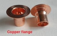 copper-flange