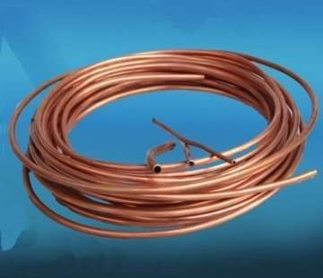 Copper capillary tube 2