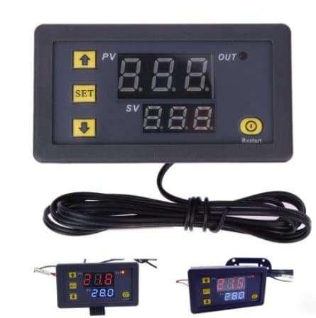 DC12V high precision digital temperature controller