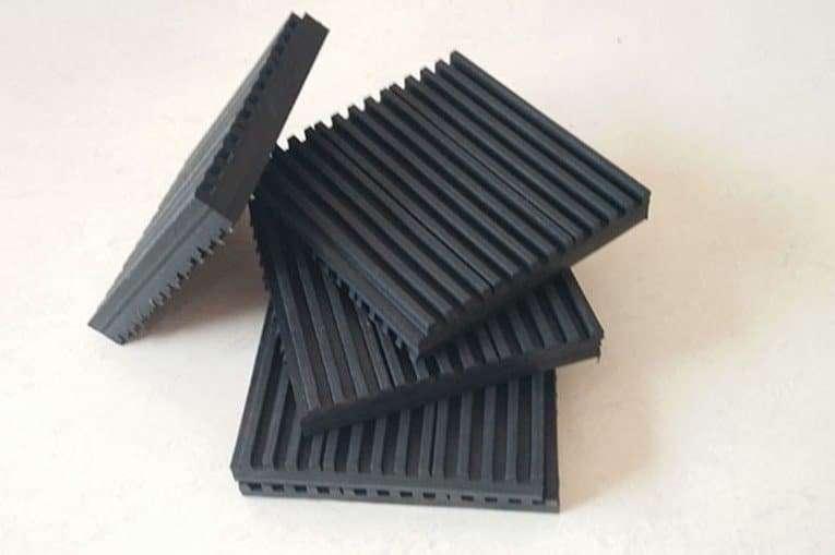 ac outdoor unit rubber pad mat