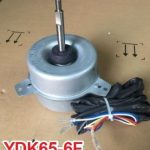 Air Conditioner Outdoor Unit Fan Motor YDK65-6F