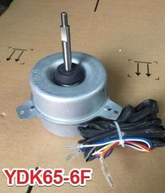 Air Conditioner Outdoor Unit Fan Motor YDK65-6F 2