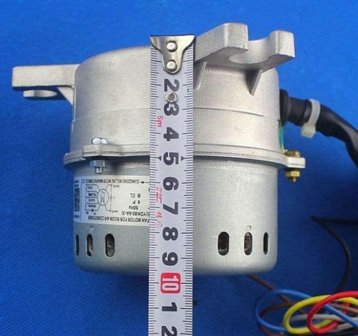 Air-conditioning fan motor YDK80-6E YDK80-6A-3 6