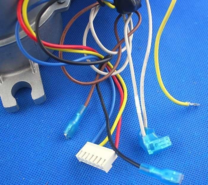 Air-conditioning fan motor YDK80-6E YDK80-6A-3 12