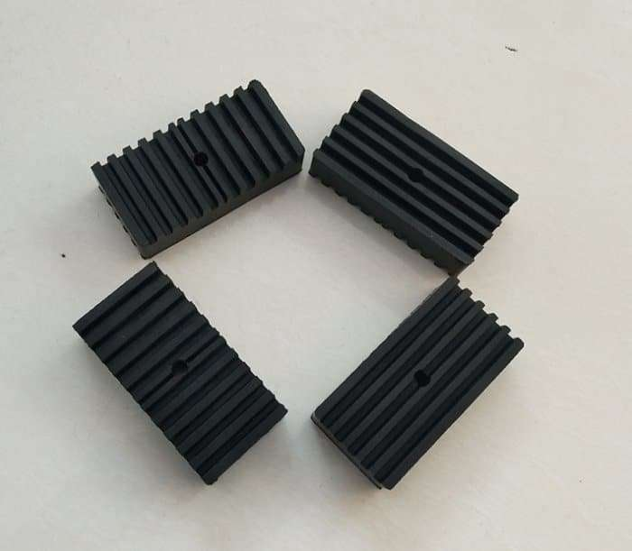 Rubber Damper Mat for Air Conditioner Outdoor Unit 6