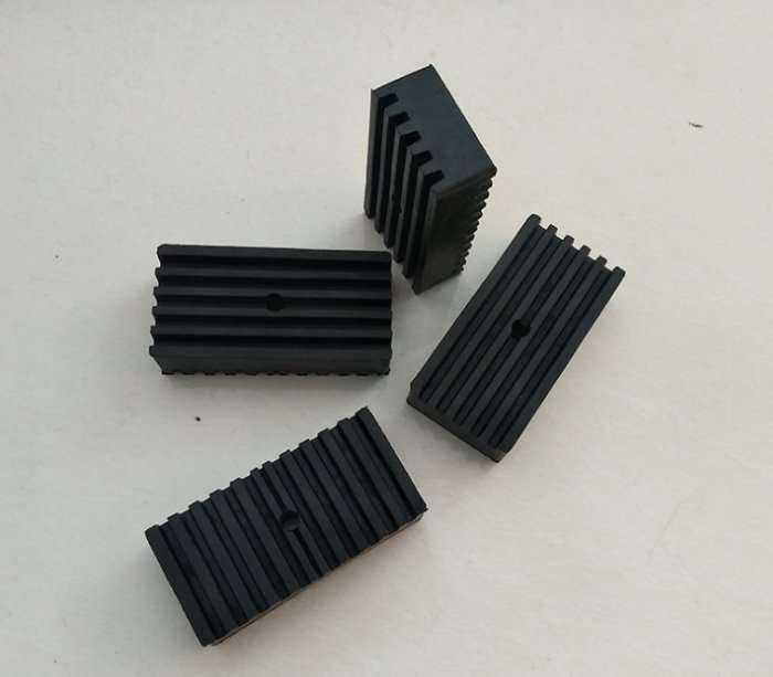 Rubber Damper Mat for Air Conditioner Outdoor Unit 4