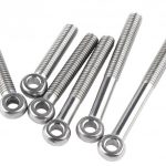 Stainless Steel Ring Link Bolt Fisheye Eye Slip Hole Screw