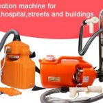 Disinfection machine for house,hospital,streets and buildings