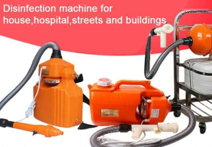 Disinfection machine for house,hospital,streets and buildings 2