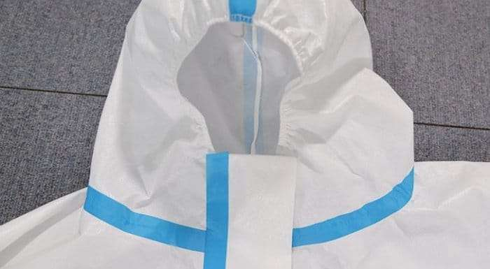 Disposable medical protective clothing 6