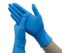 Disposable sanitaty gloves