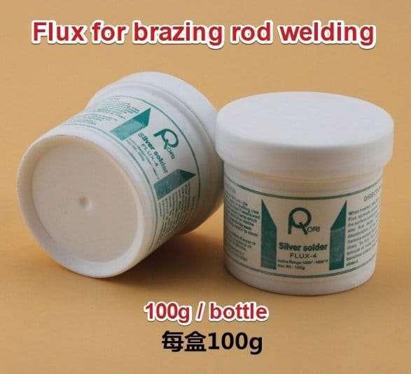 Flux for brazing rod welding 2