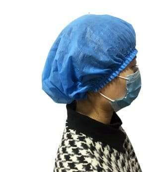 Medical Surgical Hat,Disposable Sterile Hair Cover 2