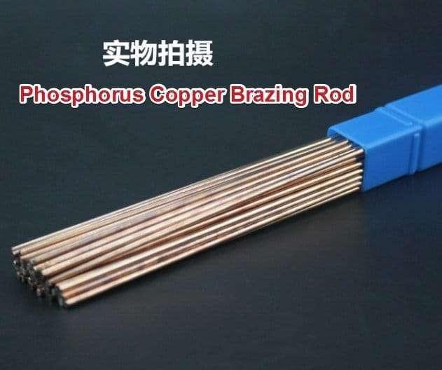 Phosphorus Copper Brazing Rod 2