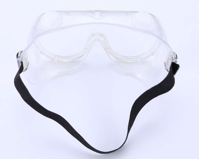 Clear Chemical Splash Goggles With Indirect Vent 12