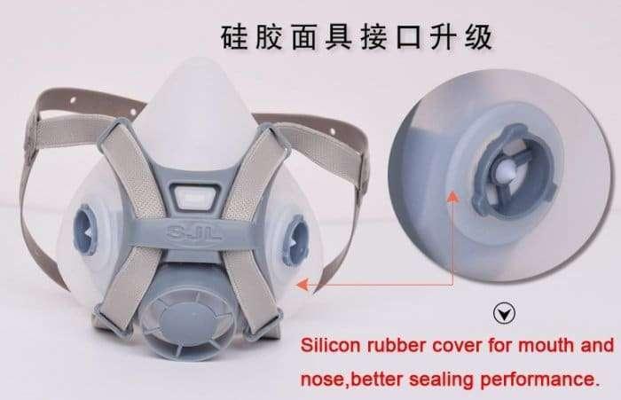 Protective anti-virus mask 4