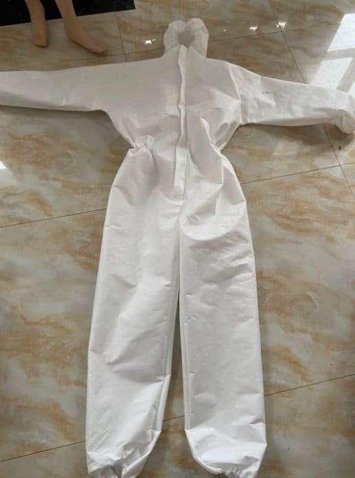 Protective clothing isolation clothing 6