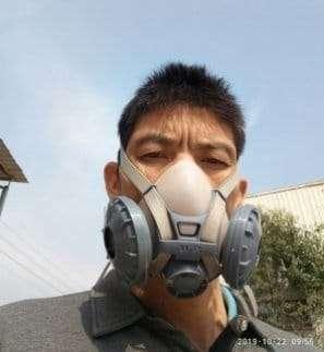 Protective anti-virus mask 12