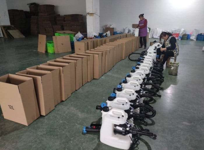 Disinfecting Fogger Machine to kill virus effectively 28