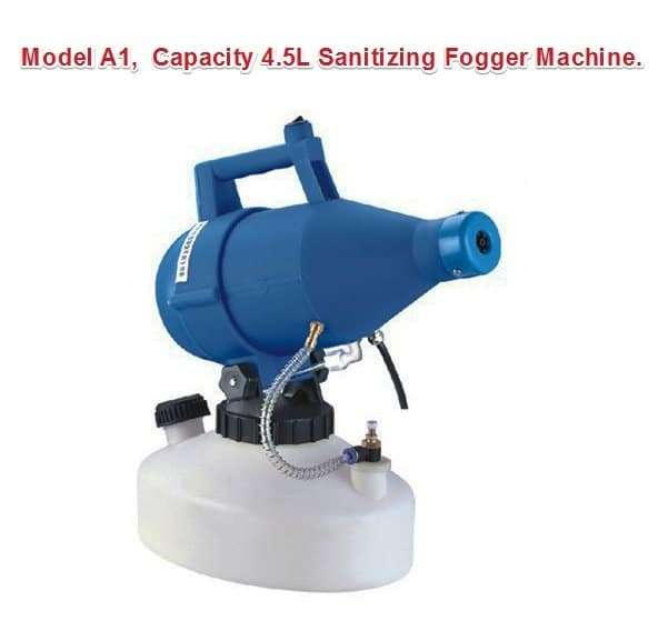 Disinfecting Fogger Machine to kill virus effectively 60