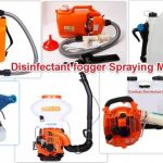 Disinfecting Fogger Machine to kill virus effectively