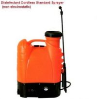 Disinfectant Cordless Standard Sprayer (non-electrostatic)