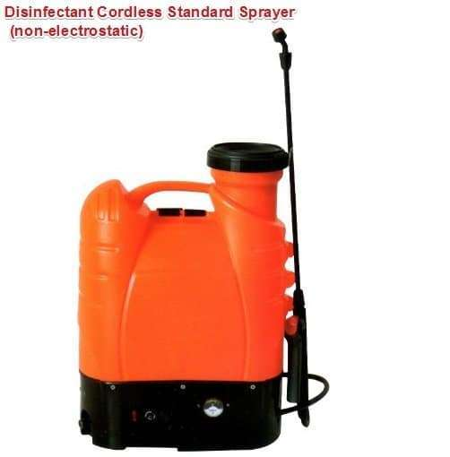 Disinfectant Cordless Standard Sprayer (non-electrostatic) 2